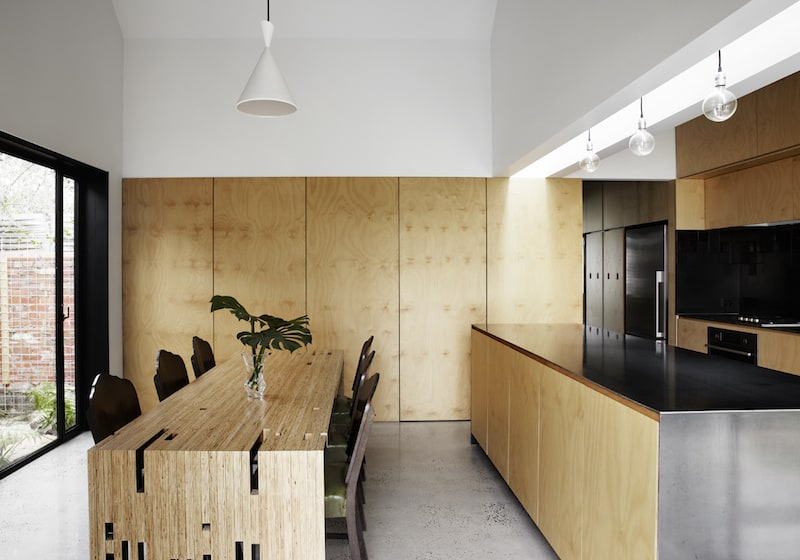 Seven Small Homes Constituting the Tower House by Andrew Maynard Architects (18)