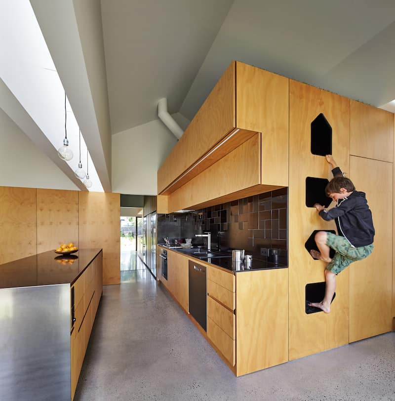 Seven Small Homes Constituting the Tower House by Andrew Maynard Architects (19)