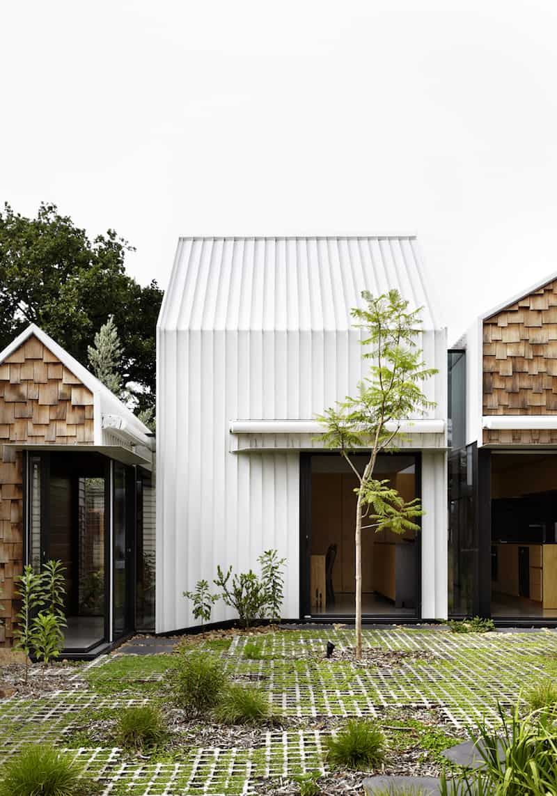 Seven Small Homes Constituting the Tower House by Andrew Maynard Architects (2)