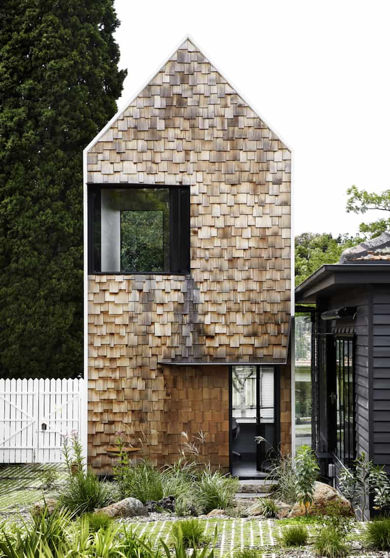 Seven Small Homes Constituting the Tower House by Andrew Maynard Architects (3)