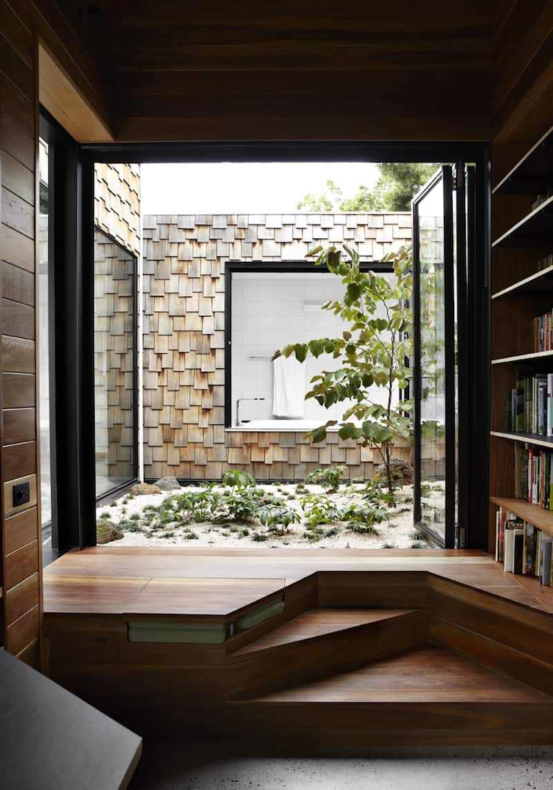 Seven Small Homes Constituting the Tower House by Andrew Maynard Architects (5)