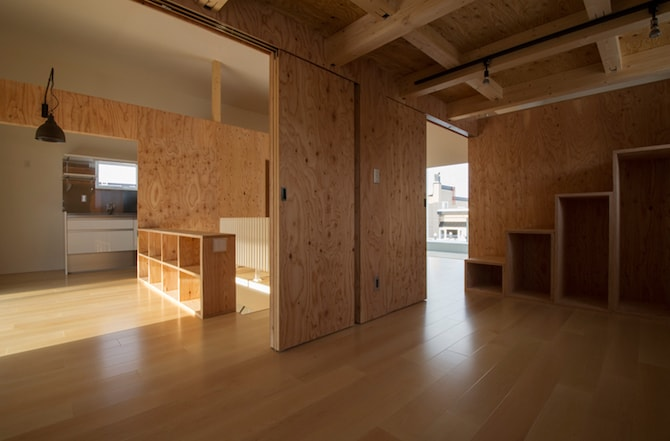 Simple and Beautiful Japanese Home Envisioned by archi LAB (4)