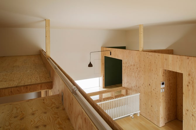 Simple and Beautiful Japanese Home Envisioned by archi LAB (5)