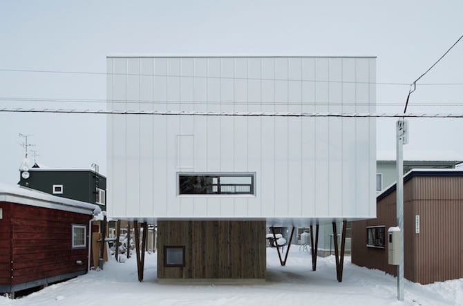 Simple and Beautiful Japanese Home Envisioned by archi LAB (8)