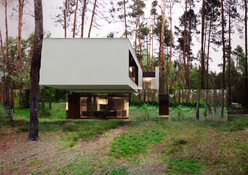 Surreal Images - Izabelin House by REFORM Architects (5)