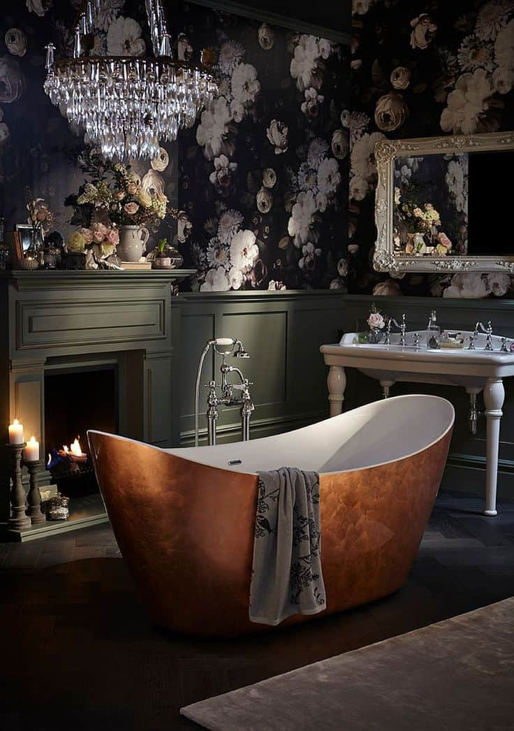 18 Shabby Chic Bathroom Ideas Suitable For Any Home ...
