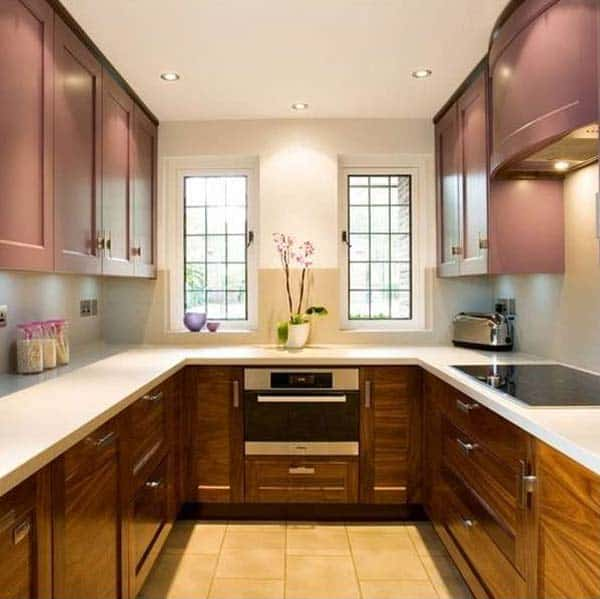 19 Beautiful Showcases Of U Shaped Kitchen Designs For
