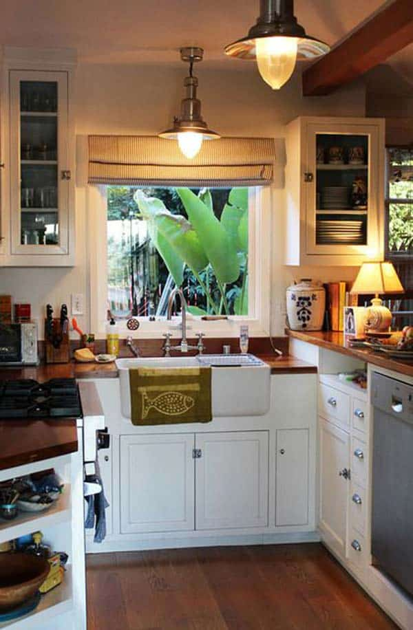 Kitchen Remodel: 19 Beautiful Showcases Of U-Shaped Kitchen Designs For