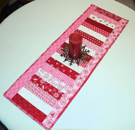 20 DIY Quilted Table Runner Ideas For All Year Round (5)
