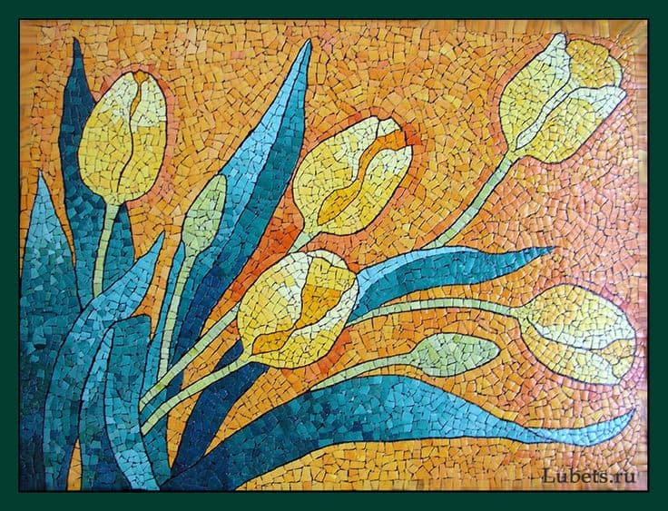20 Eggshell Mosaic Art To Inspire The Artist In You (15)