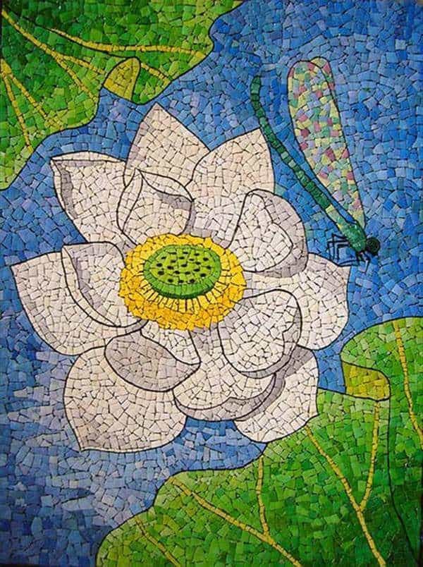 20 Eggshell Mosaic Art To Inspire The Artist In You (5)