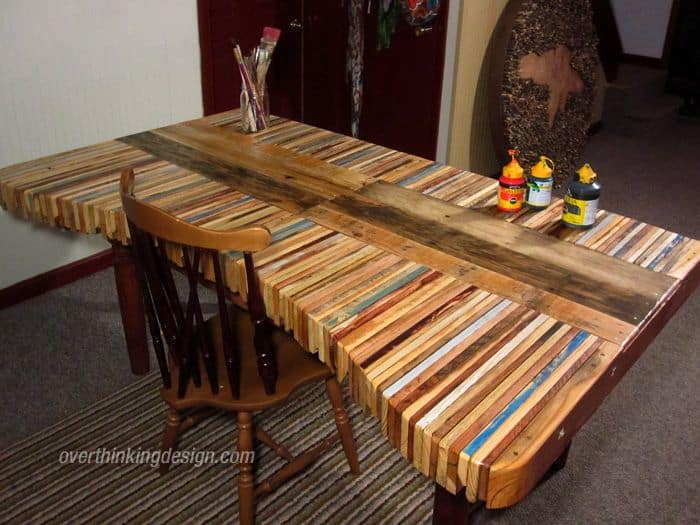 20 Furniture You Can Create Using Old Pallets (15)
