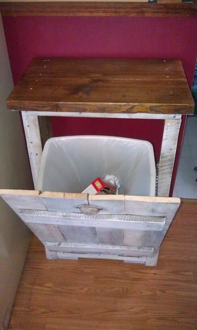 20 Furniture You Can Create Using Old Pallets (18)