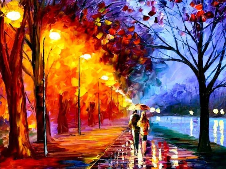 #16 MAKE UNFORGETTABLE MEMORIES USING OIL PAINTINGS