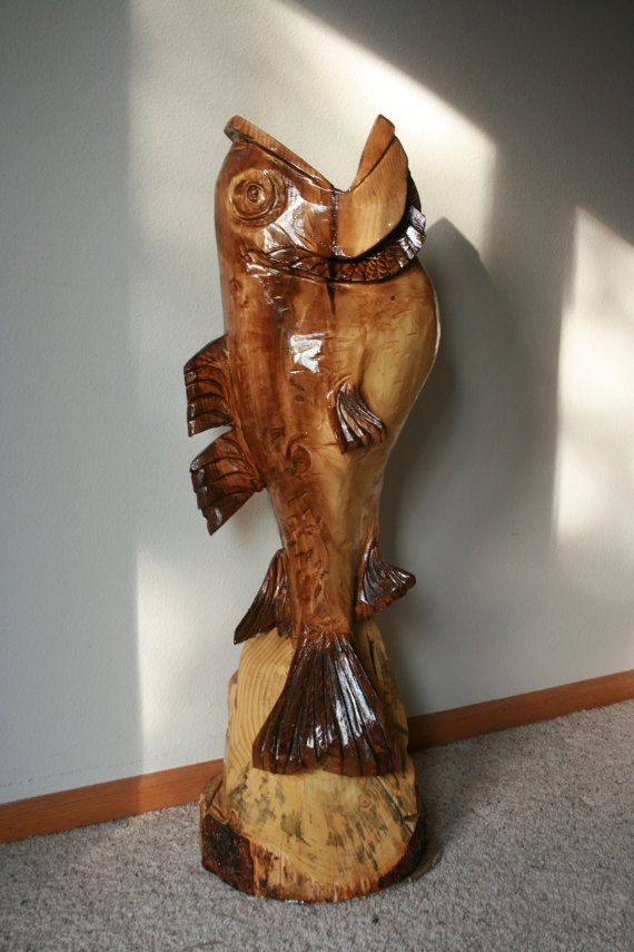 Wood carving ideas for a rustic home decor