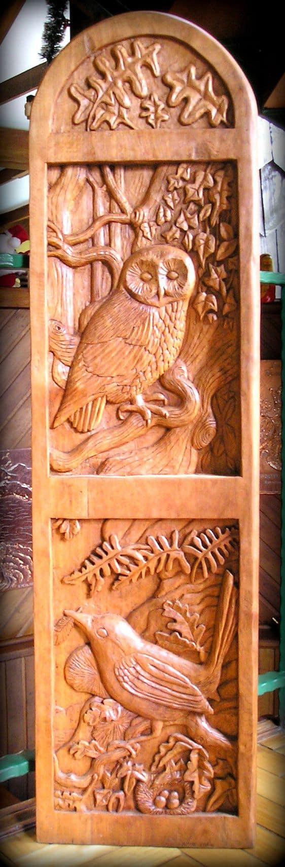 Wood Carving Patterns Custom Design Ideas