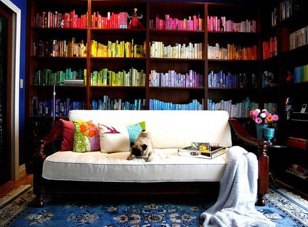 21 Splendid Ways to Add Rainbow Colors in Your Home Decor homesthetics magazine (16)