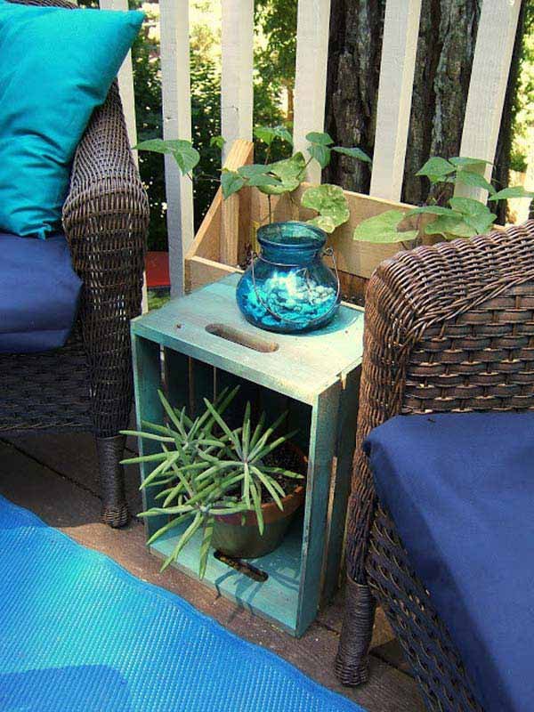 26 Small Furniture Ideas to Pursue For Your Small Balcony homesthetics magazine (1)