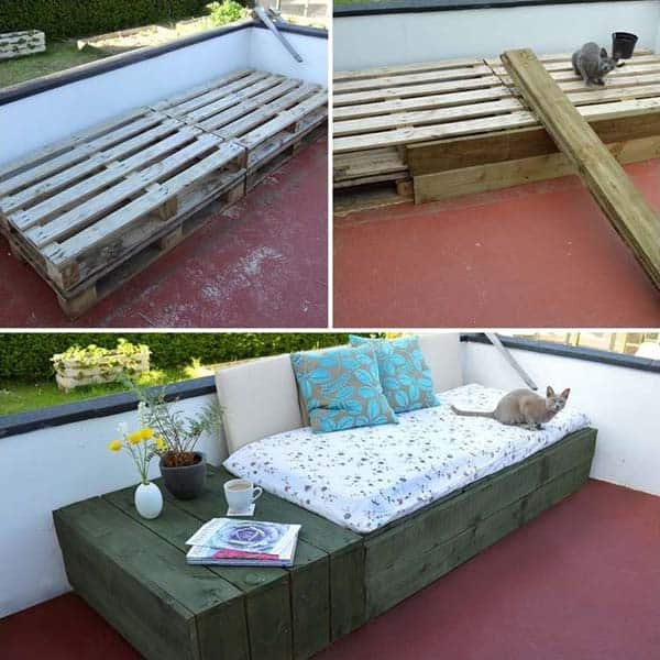 26 Small Furniture Ideas to Pursue For Your Small Balcony homesthetics magazine (13)