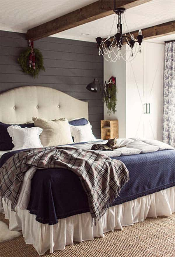 SIMPLE AND BEAUTIFUL BEDROOM DESIGN