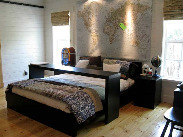 Superieur 32 Super Cool Bedroom Decor Ideas For The Foot Of The Bed Homesthetics Decor  (25