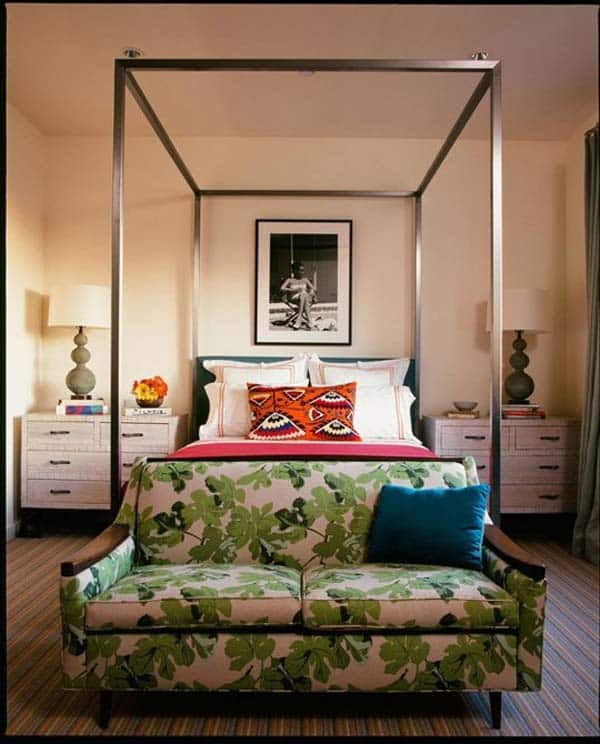 32 Super Cool Bedroom Decor Ideas for The Foot of the Bed ...