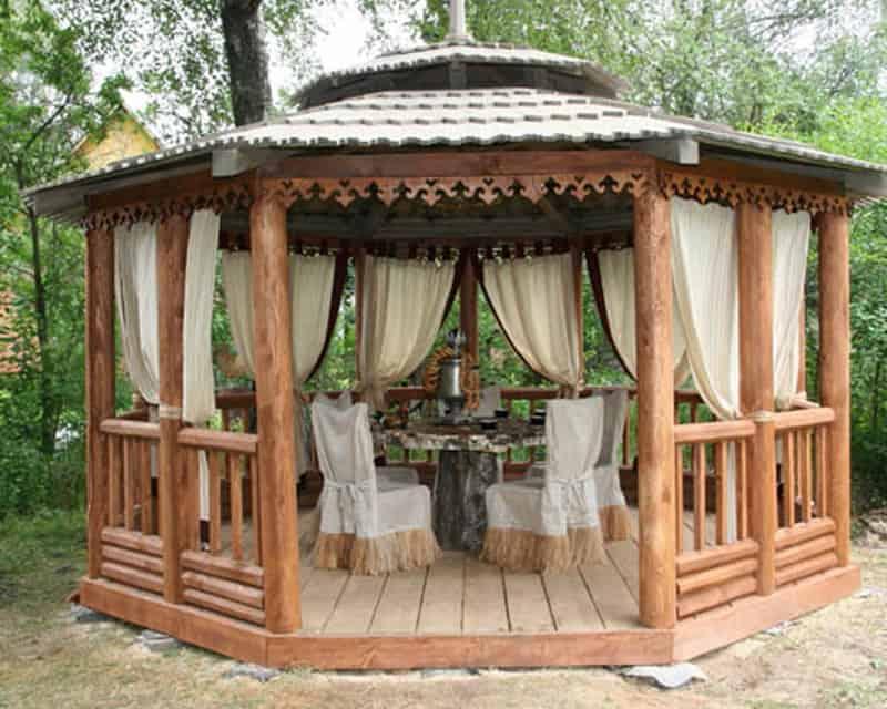 44 Inspiring Pergola Ensembles For Your Backyard & Pergola Types Explained  homesthetics decor ... - What Is A Pergola? Pergola Design Ideas & Pergola Types