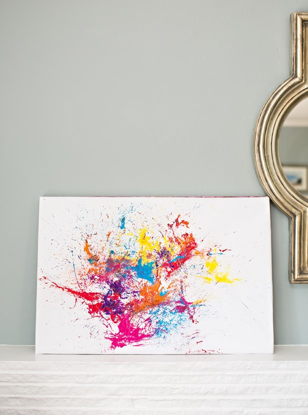 Add Color To Your Home With 15 Beautiful Canvas Painting Ideas Homesthetics Inspiring Ideas For Your Home
