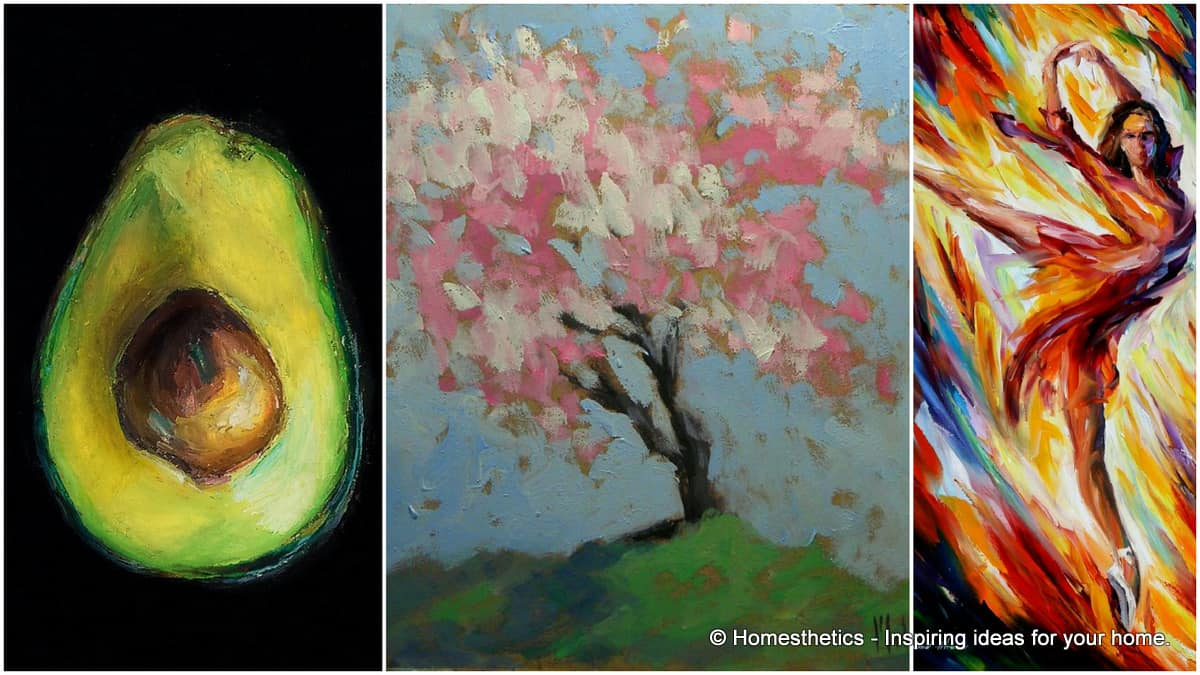 Oil And Acrylic Painting Ideas