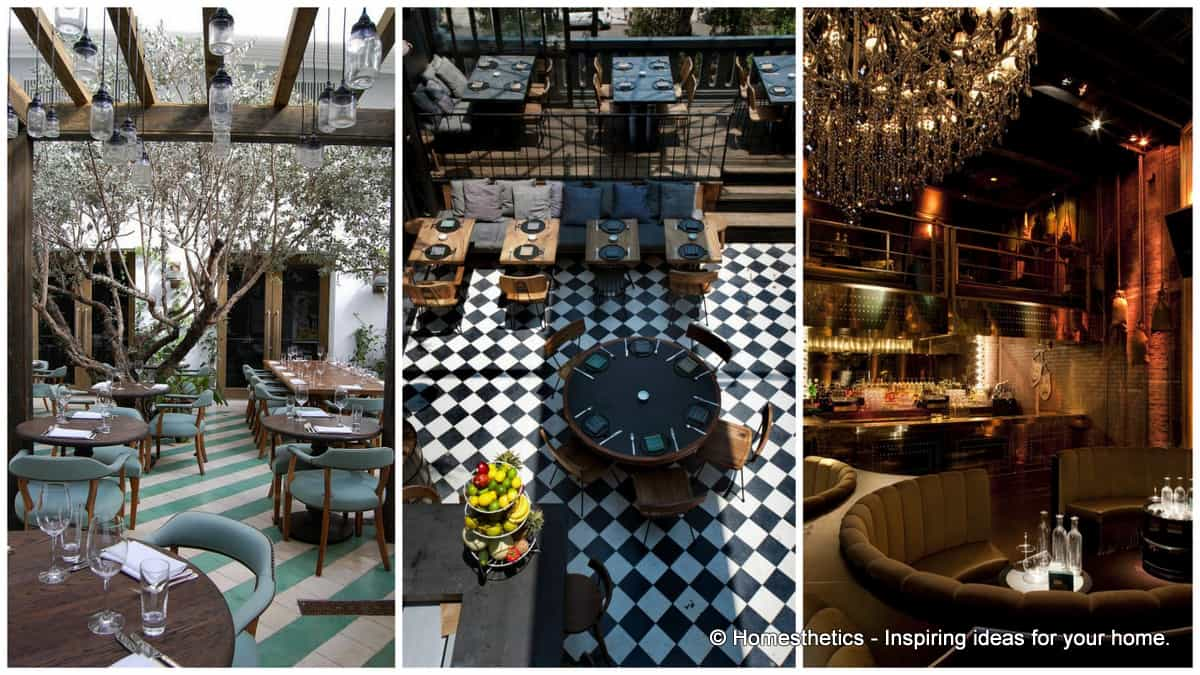 18 Interestingly Stylish Restaurant Ideas You Can Steal To Create Your Own Fascinating And Popular Eatery Homesthetics Inspiring Ideas For Your Home