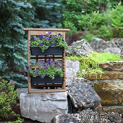 PLANTER vertical BOXES