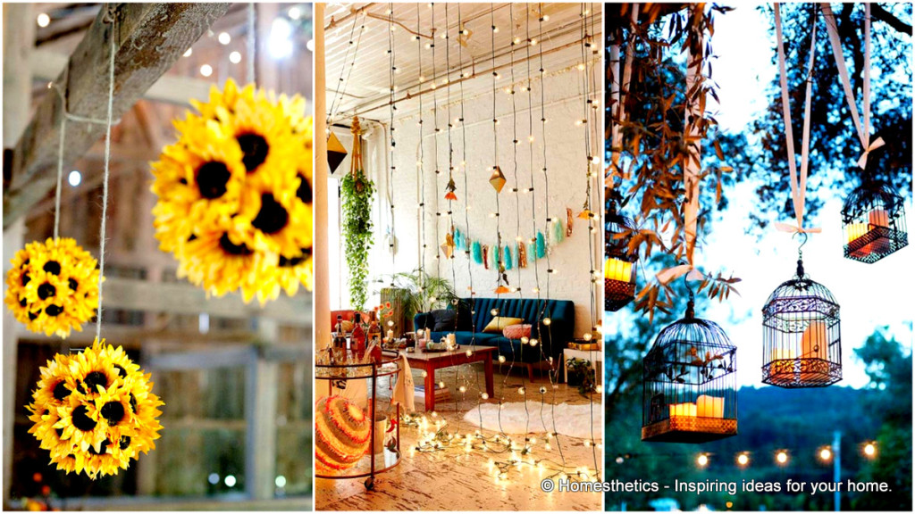 1-24 Insanely Beautiful Ceiling Decorations For a Splendid Decor
