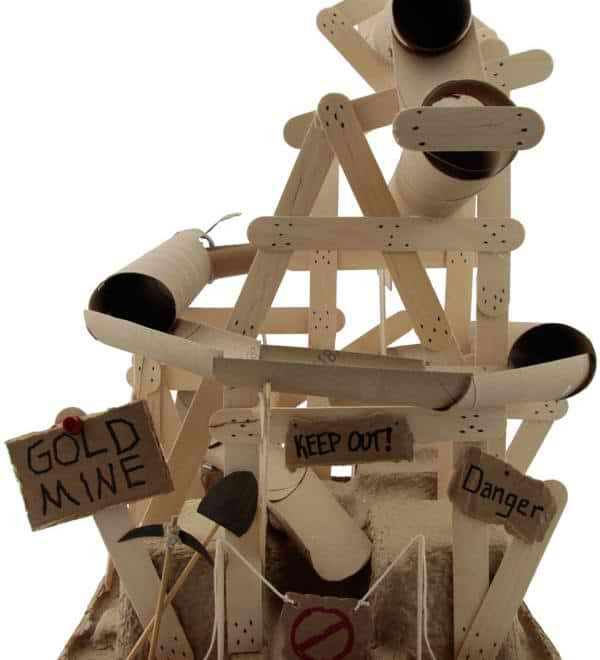 marble run craft