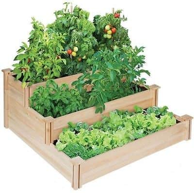 PLANTER BOXES for flower garden