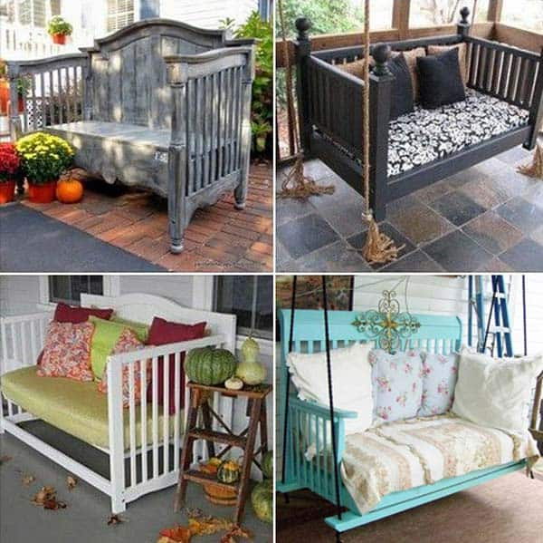 13 Upcycled Furniture Ideas For Your Home and Garden homesthetics (4)