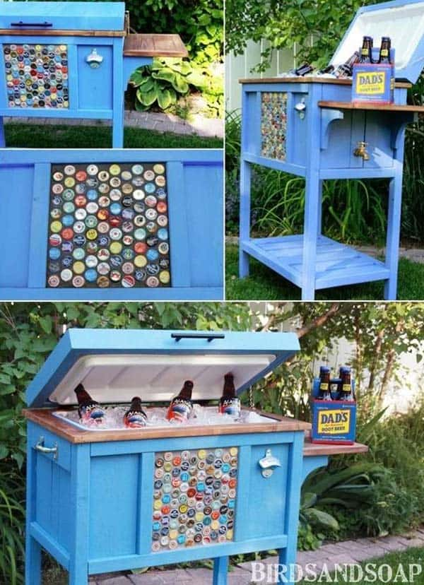 13 upcycled furniture ideas for your home and garden homesthetics inspiring ideas for your home - Upcycling ideas for furniture ...
