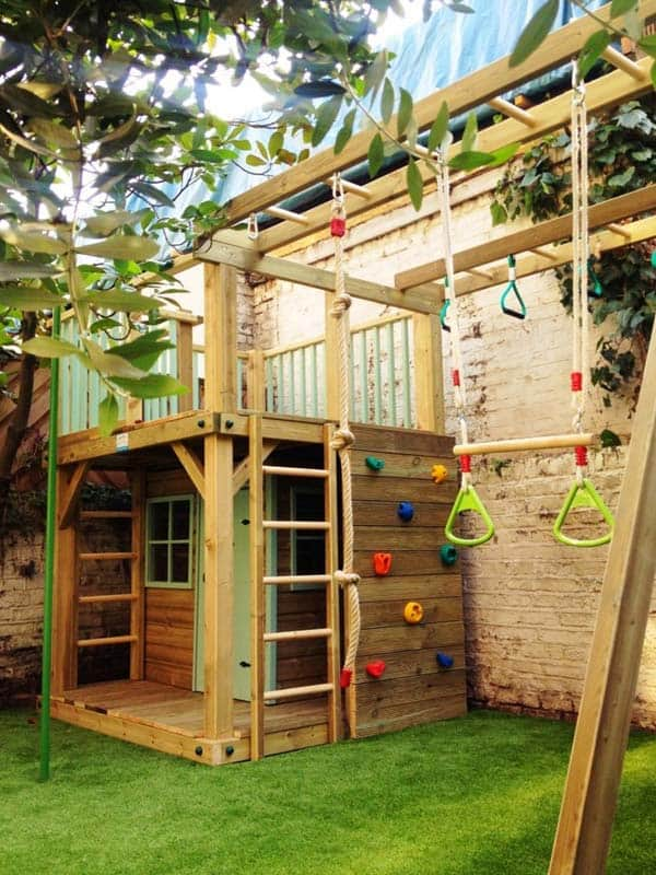 Superb Complete Outdoor Play Set Ready For Laughter And Joy