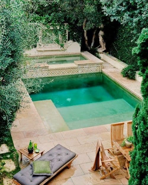 19 Swimming Pool Ideas For A Small Backyard (7) - 19 Swimming Pool Ideas For A Small Backyard - Homesthetics
