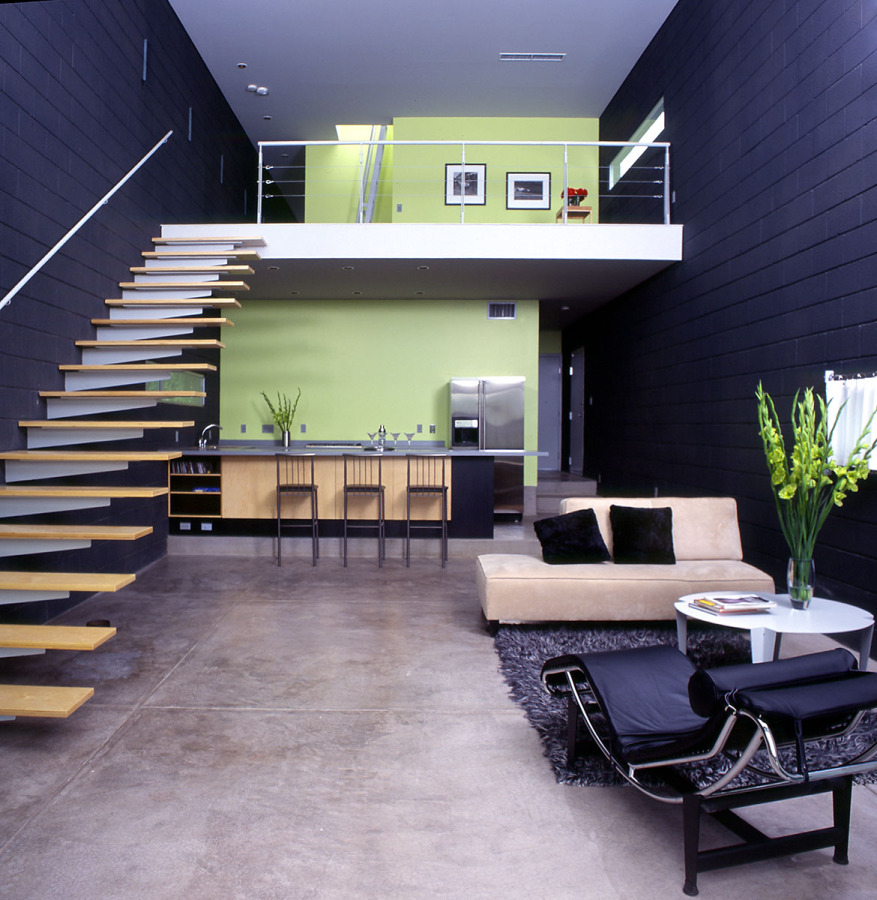 Award Winner Home In A Small Site House 007 in Arizona homesthetics (1)