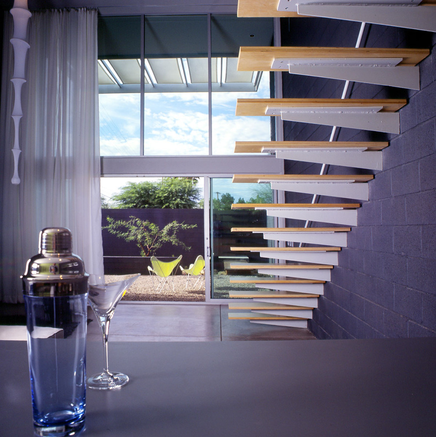 Award Winner Home In A Small Site House 007 in Arizona homesthetics (3)