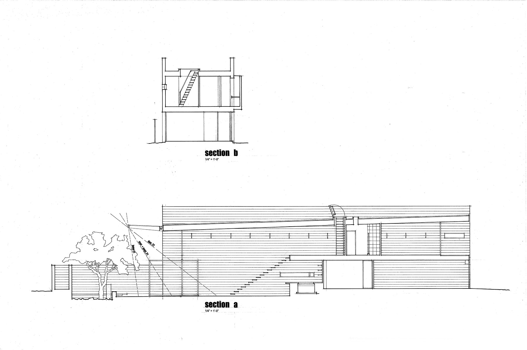 Award Winner Home In A Small Site House 007 in Arizona homesthetics (6)