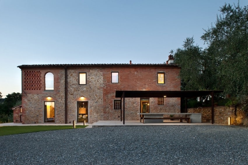 Brilliant Nineteenth Century Home Renovation by MIDE architetti homesthetics (19)