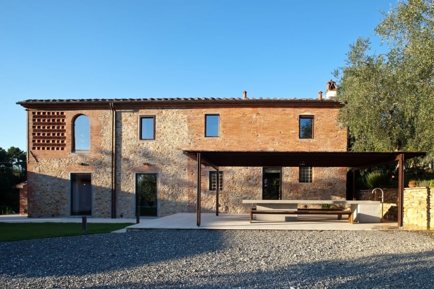 Brilliant Nineteenth Century Home Renovation by MIDE architetti homesthetics (3)