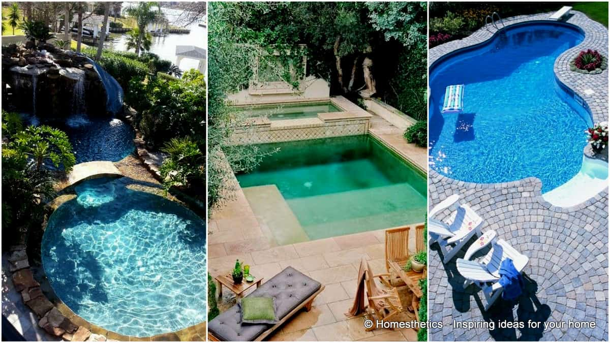 Swimming Pool Ideas For A Small Backyard