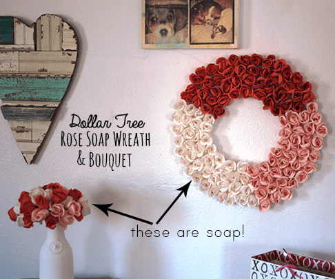 Dollar-Tree-Soap-Rose-Wreath