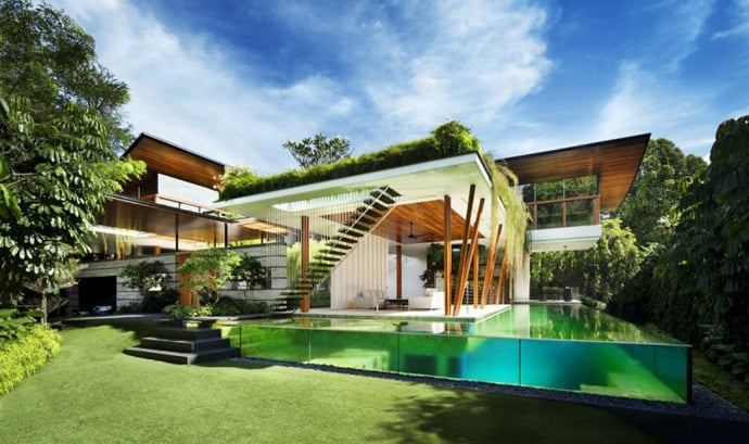 Extraordinary-Luxurious-Modern-Mansion-Embedded-in-Vegetation-The-Willow-House-by-Guz-Architects-homesthetics-dream-home-11