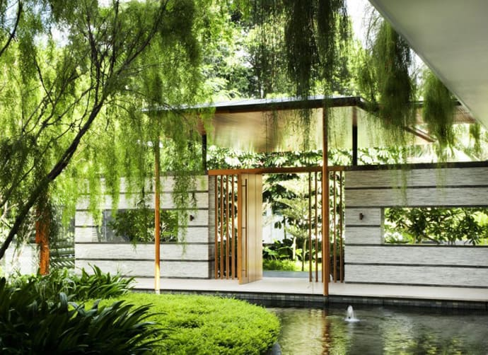 Extraordinary-Luxurious-Modern-Mansion-Embedded-in-Vegetation-The-Willow-House-by-Guz-Architects-homesthetics-dream-home-3