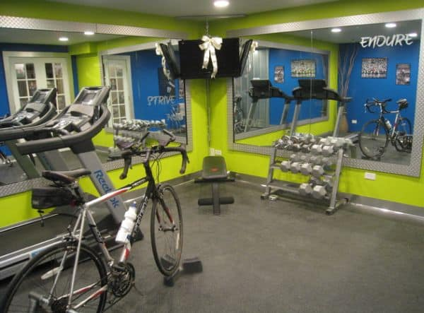 Awesome Gym Design Ideas Images Decorating Interior Design - Home gym design ideas