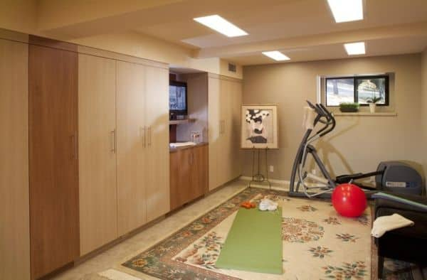 small gym features to enhance your work out