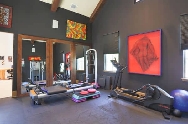 Get your home fit with these gym design ideas